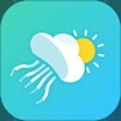 水母天气app